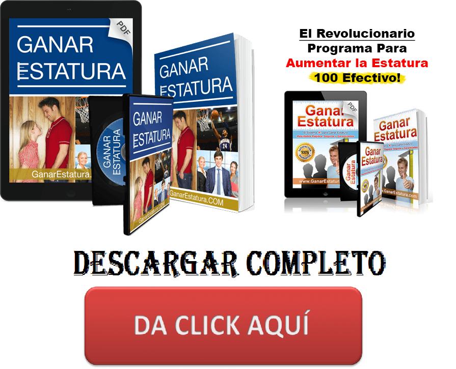 ganar estatura luis garcia pdf descargar gratis