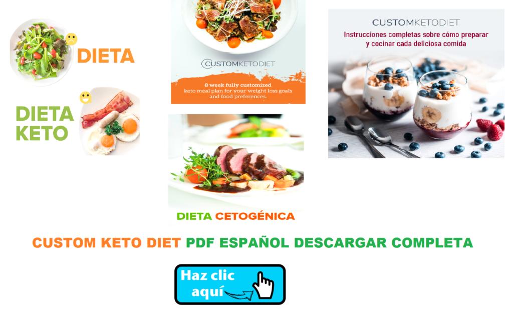 Custom-Keto-Diet-Pdf-Gratis-Español